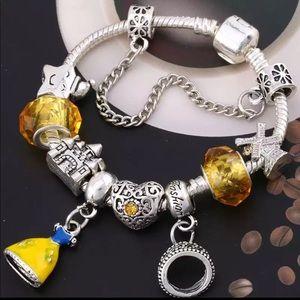 Jewelry - Brand New Disney Princess Charm Bracelet